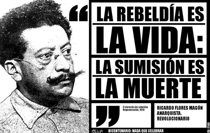 RICARDO FLORES MAGON REBELDIA