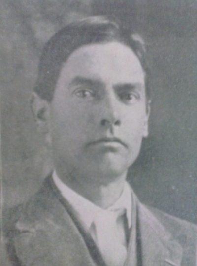 Dr. Encarnación Brondo Whitt. (Foto: Archivos Históricos de Chihuahua)