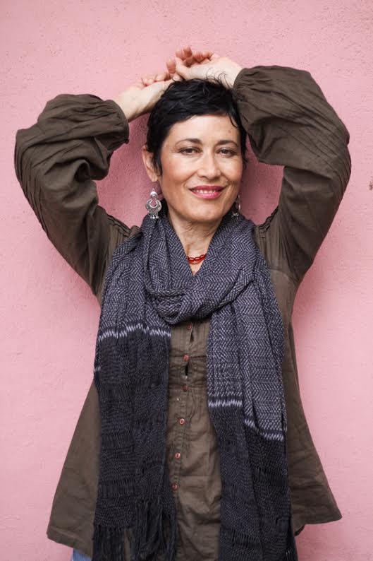 La cantante Jaramar
