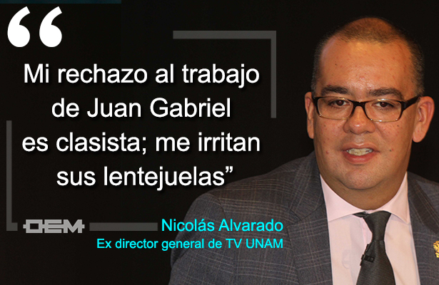 Nicolás Alvarado