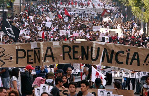 En redes ya han convocado a marchar el próximo 15 de Septiembre para exigir la renuncia de Peña Nieto. Foto: Internet.