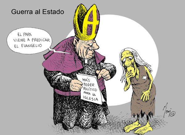 estado-laico-poder-iglesia-papa-monsi-caricatura-carton