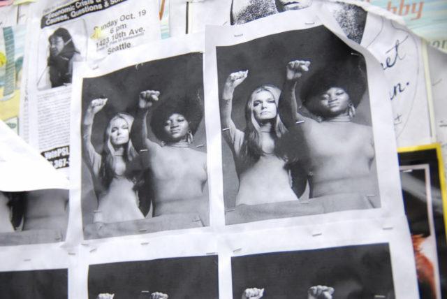 La luha de clases, concepto esencial en el feminismo de los años 70s.