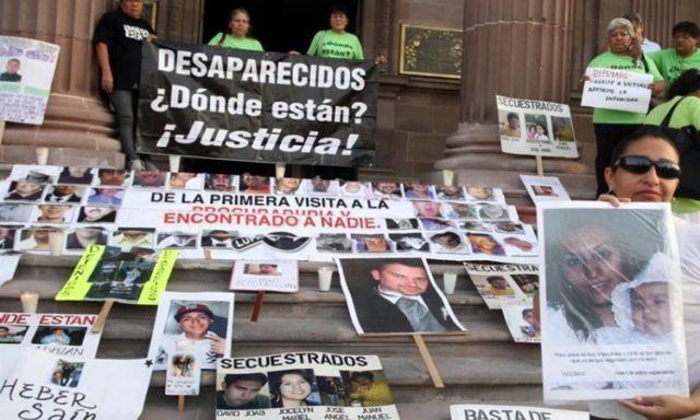 Crímenes de lesa humanidad en México