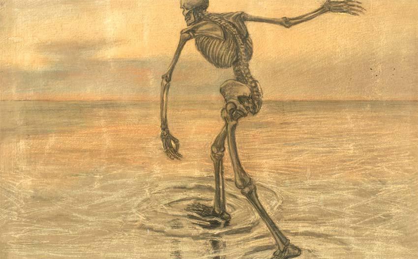 agua-muerte-esqueleto