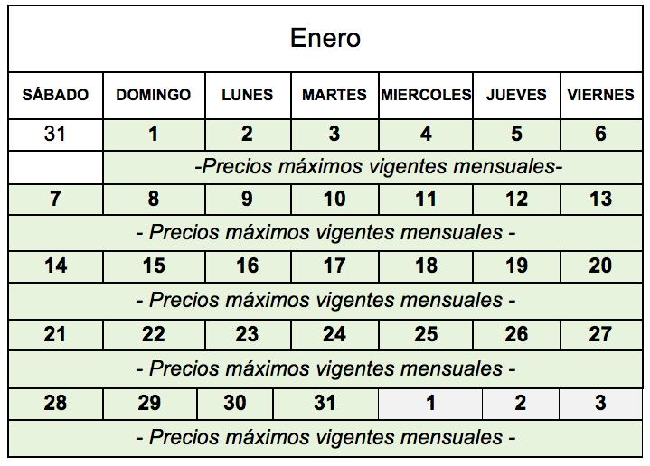 precios-gasolina-enero-2017-mexico
