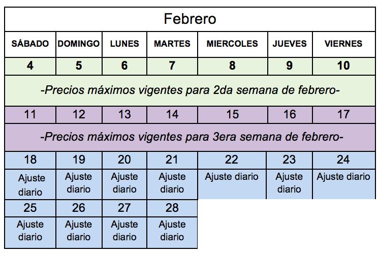 precios-gasolina-febrero-2017-mexico