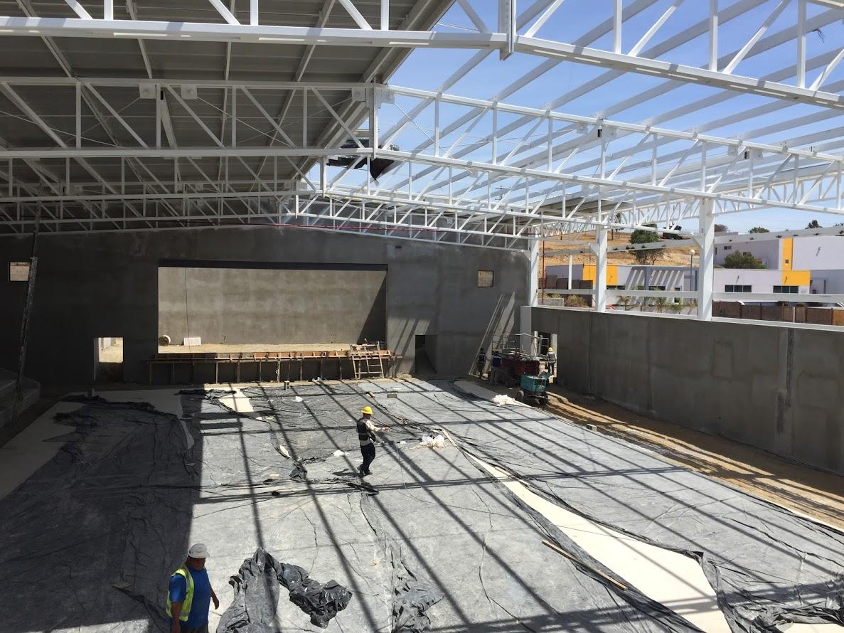 Gimnasio auditorio dar servicio de calidad a la comunidad for Gimnasio narvaez