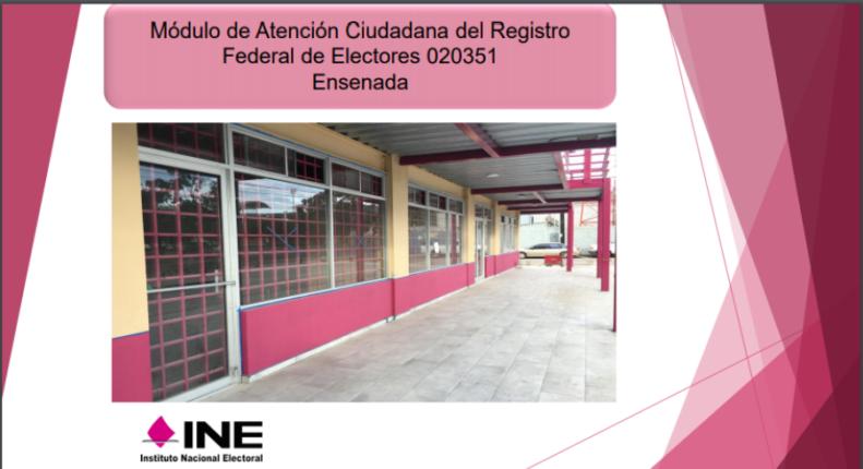 Se Va A Valle Dorado El Registro Federal Electoral Del