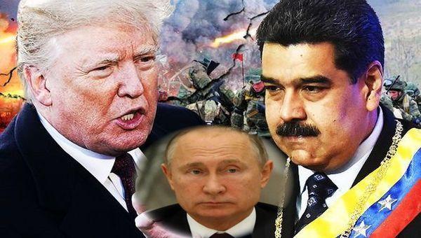 Trump desata vientos de guerra. Foto internet