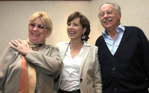 Los científicos Juliana González, Rosaura Ruiz y Ricardo Tapia hablaron en conferencia de prensa sobre el retroceso que representan para la ciencia en México las reformas antiaborto aprobadas en varios estados del paísFoto María Luisa Severiano