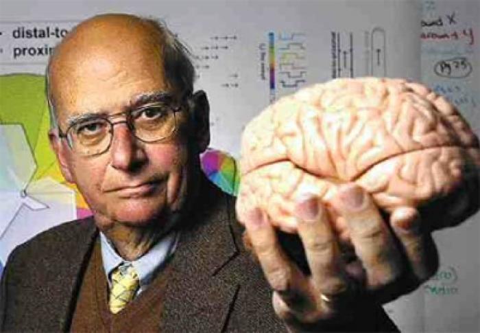 Dr, Michel Gazzaniga, eminente neuorobiólogo.