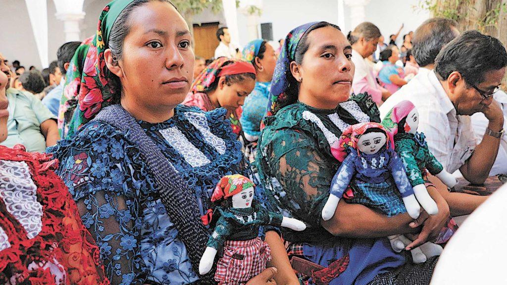 Las mujeres indígenas viven una mayor dificultad para tener acceso al aborto legal y seguro. FOTO: Emilio Morales