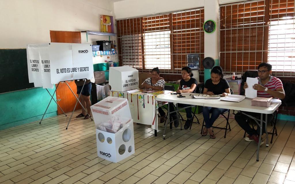 Sólo 3 de cada 10 electores acude a votar en BC. Foto: internet