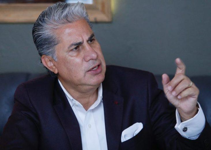 Alejandro Rojas Díaz Durán, operador político de Monreal. Foto: internet/ El Economista