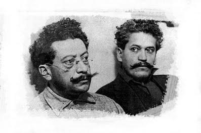Los hermanos Flores Magón.